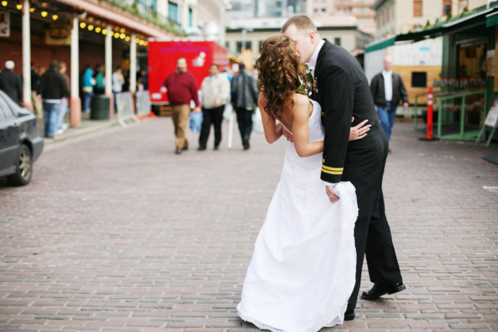 pike place market wedding