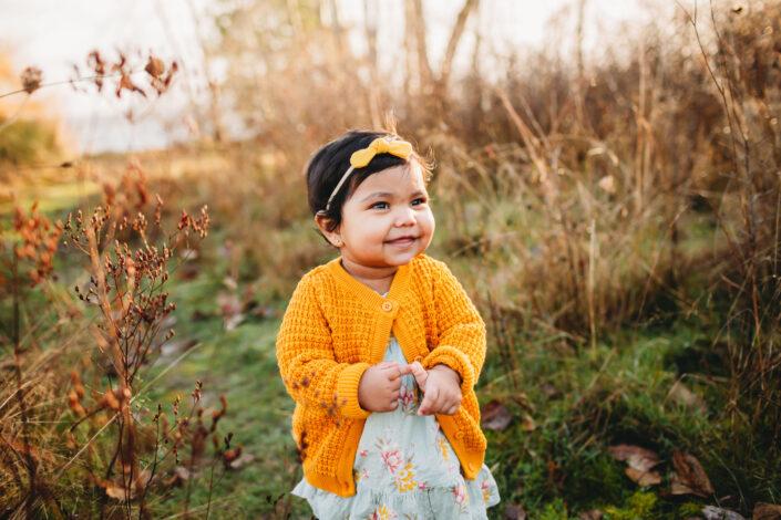 1 year baby milestone photo
