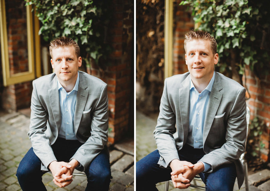 Pioneer Square Headshots | Seattle Photography