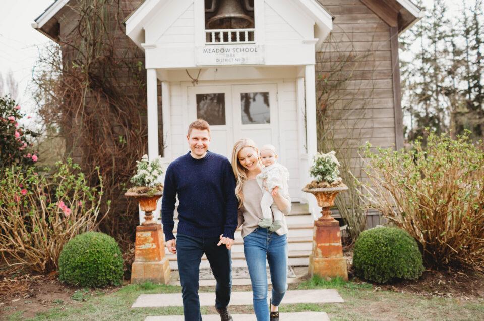Mount Vernon Garden Family Photos